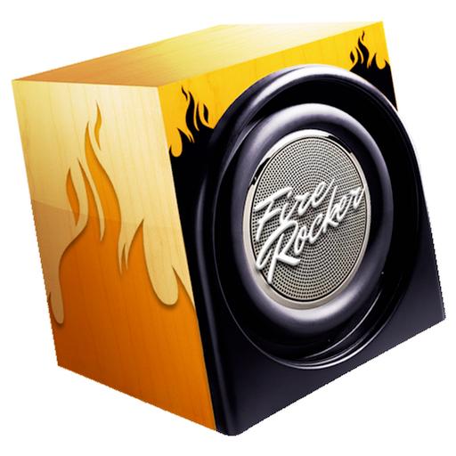 Ícone - FireRocker para Mac