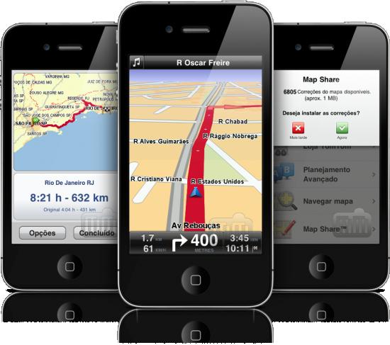 TomTom Brasil - iPhones
