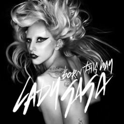 Capa de Born This Way, da Lady GaGa