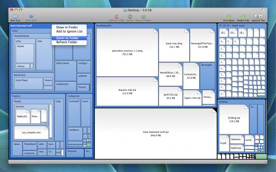 Space Gremlin no Mac OS X