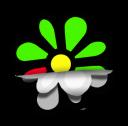 Ícone do ICQ descolado
