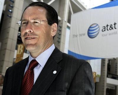 CEO da AT&T