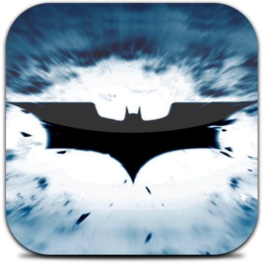 Ícone - The Dark Knight: App Edition