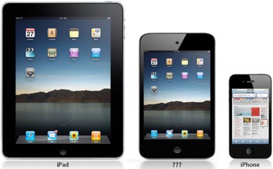 iPad de 6 polegadas