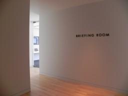 Apple Briefing Room
