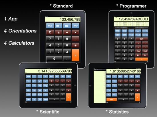 Calculator Box HD