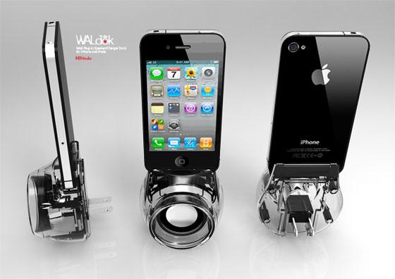 iPhone 4 e WALdok