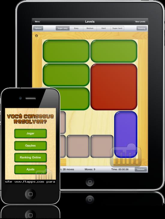 Você consegue resolver? - iPad e iPhone