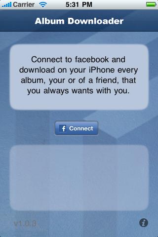 Album Downloader for Facebook