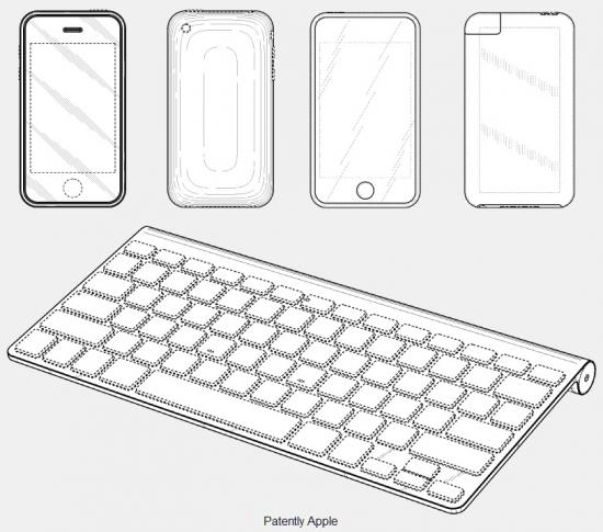 Patente de designs