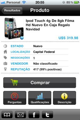 iMeLibre - iPhone