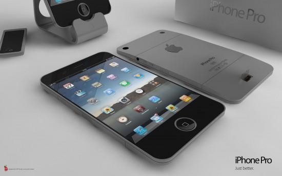 Mockup de iPhone 5 PRO