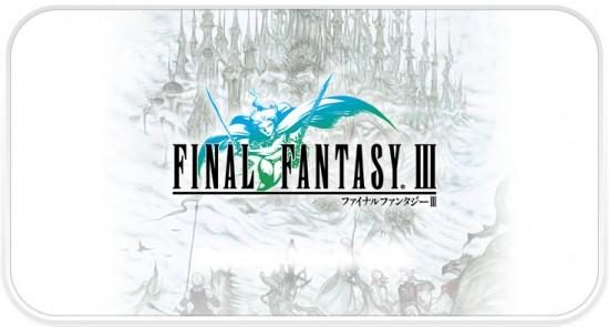 Final Fantasy III para iOS