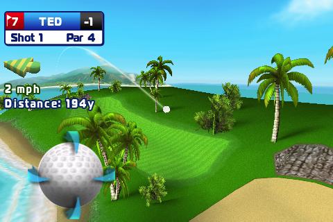 Gameloft - Lets Golf