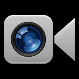 Ícone do FaceTime para Mac