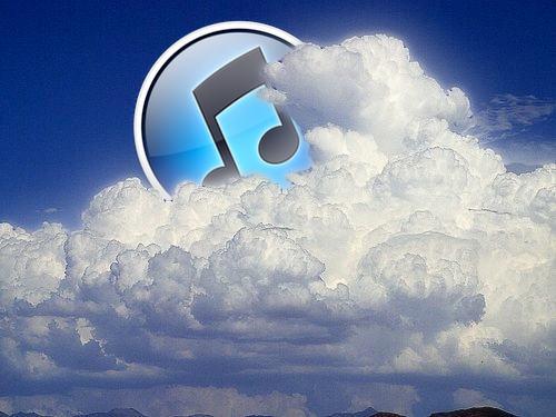 iTunes na nuvem