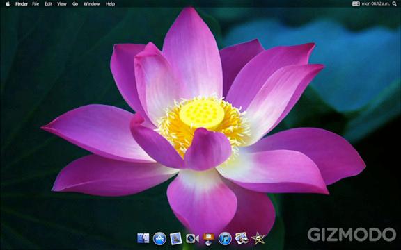 Possível screenshot do Mac OS X 10.7 Lion