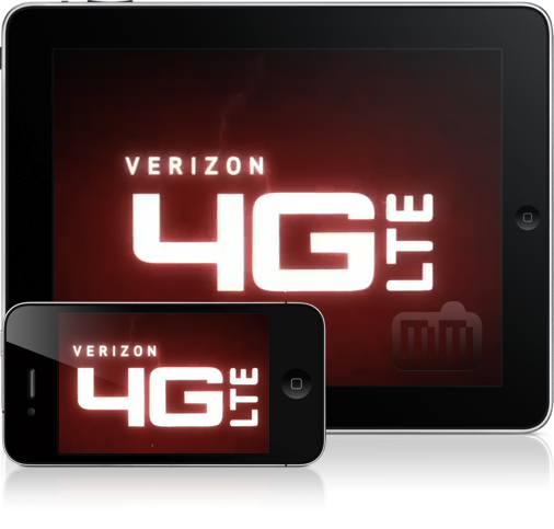 iPad e iPhone 4G-LTE