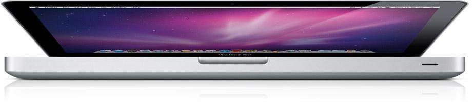 MacBook Pro se abrindo