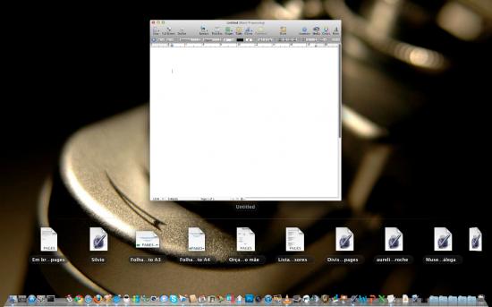 Dock Exposé no Mac OS X Lion