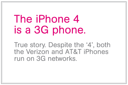 Propaganda burra da T-Mobile