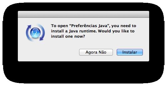 Java para Lion