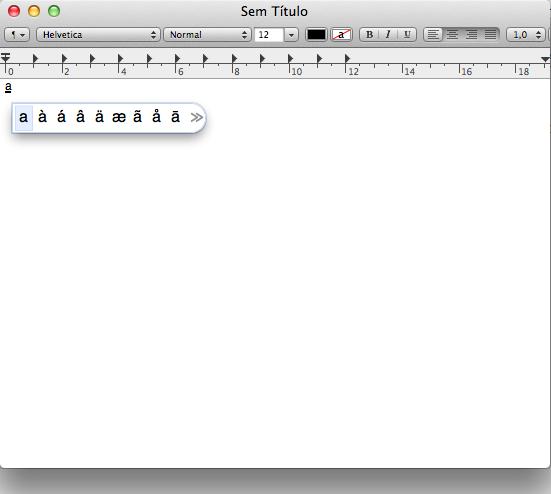 Mac OS X Lion: Screenshot