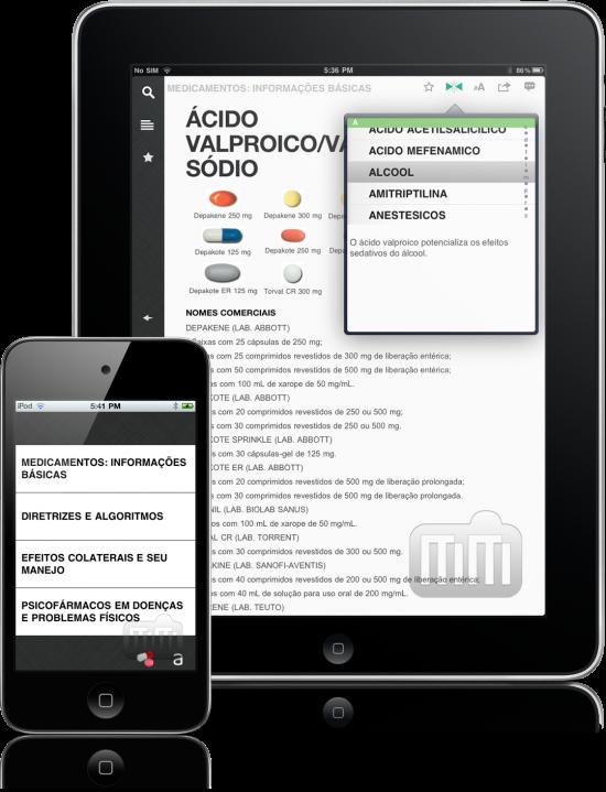 Psicofármacos - iPhone e iPad