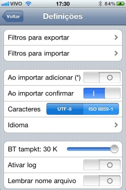 Contacts Tool - iPhone