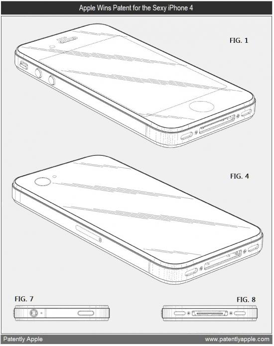 Design do iPhone 4