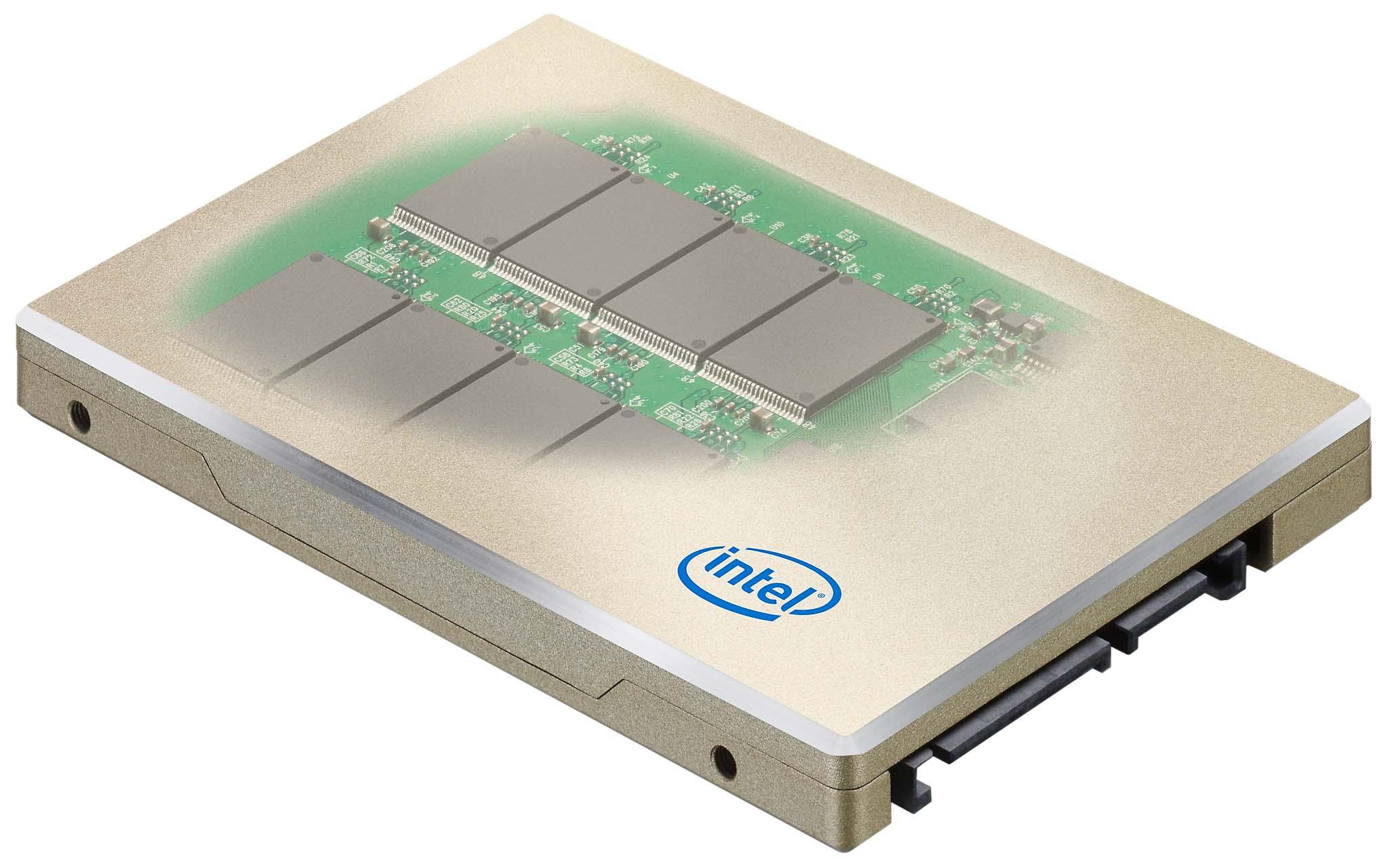 SSD da Intel visto por dentro