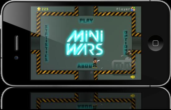 Mini Wars - iPhone
