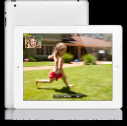 Câmeras do iPad 2