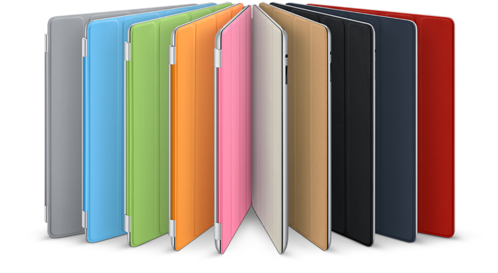 Smart Covers para o iPad 2