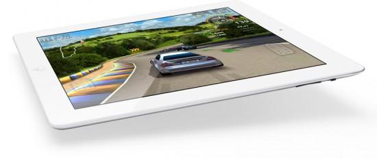 iPad 2 com giroscópio