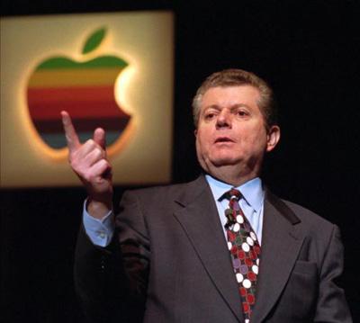 Gil Amelio na Apple