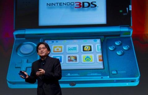 "03-SatoruIwata ""mimimi"" da Nintendo contra o mercado de jogos para smartphones"
