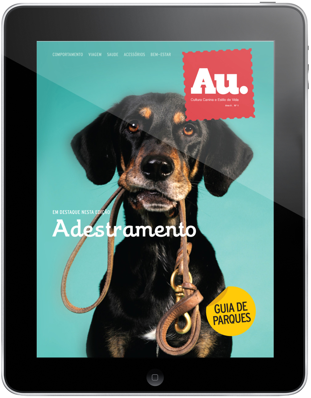Revista Au. - iPad