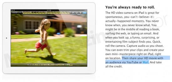 iPad 2 vs. MobileMe