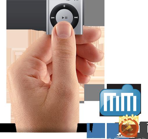 Promoção LanceOff MacMagazine - iPod shuffle