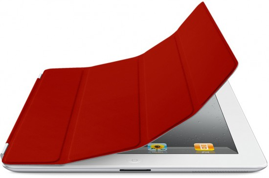 iPad Smart Cover vermelha - (PRODUCT) RED