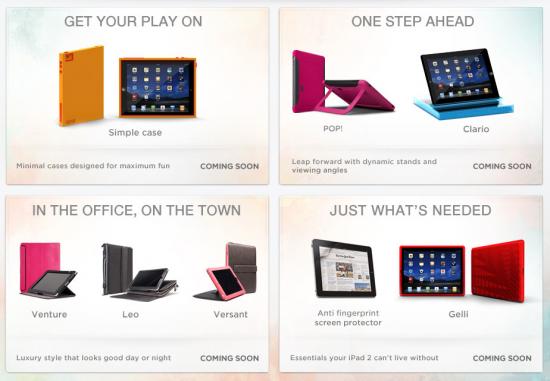 Case-Mate e iPad 2