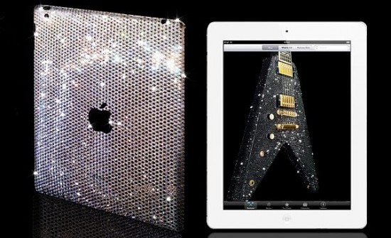 CrystalRoc e iPad 2
