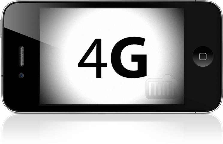 iPhone 4G genérico