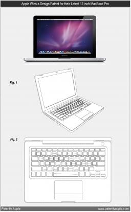 Design do MacBook Pro de 13 polegadas