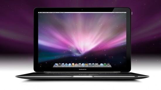 Mockup de MacBook Pro JetBlack - Miguel Suárez