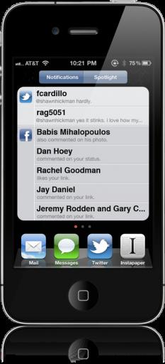 Notificações no iOS - Shawn Hickman