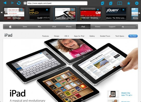Fraktol Web Browser