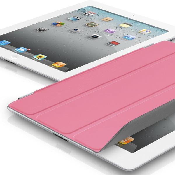 iPads 2 brancos e Smart Cover