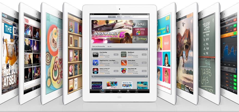 iPad 2 e App Store